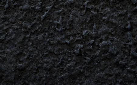 stucco: Wall covered with gray stucco