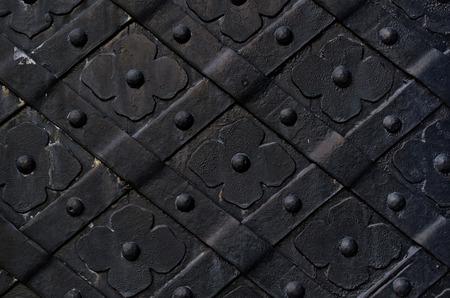 ebon: Steel door