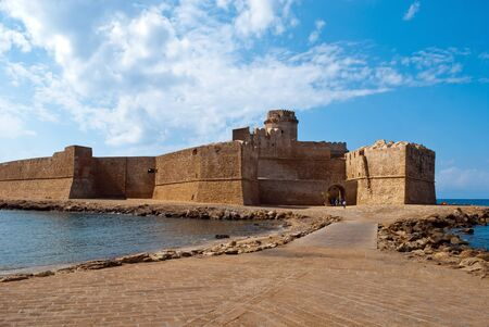 calabria: Le Castella from Calabria-Italy