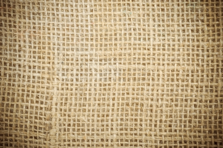 jute: Background and texture of jute canvas