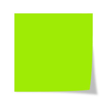 녹색 게시물 흰색 배경에 고립 스톡 콘텐츠