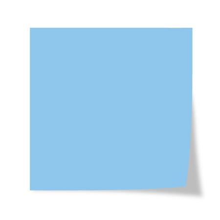 블루 포스트는 흰색 배경에 고립 스톡 콘텐츠