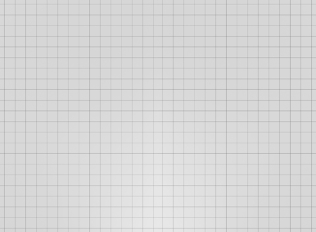 squared paper: White squared paper sheet background Stock Photo
