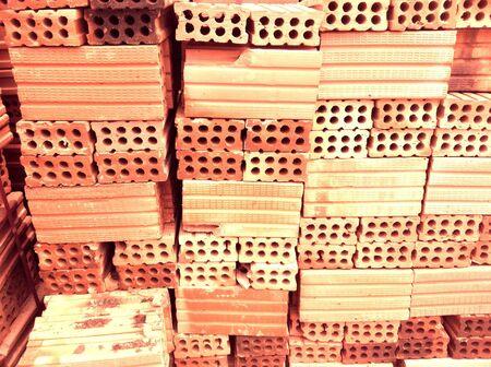 cranny: Bricks on the street