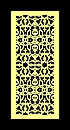 islamic pattern: graphic design