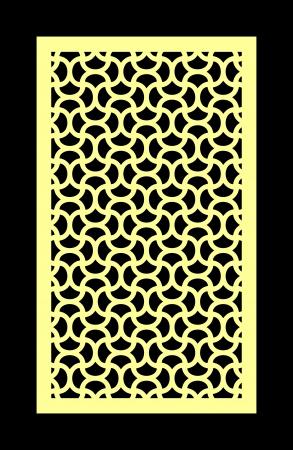 islamic pattern: Cache radiator