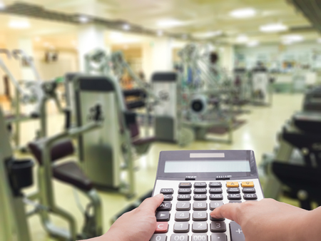 healthcare costs: Calculate healthcare costs concept