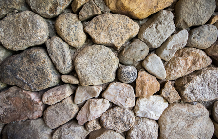 The stone wall close up as background Stockfoto