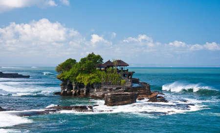 Tanah Lot Tempel, Bali, Indonesië