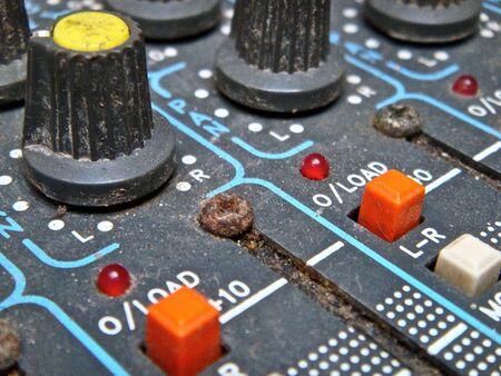 Weathered Mixer