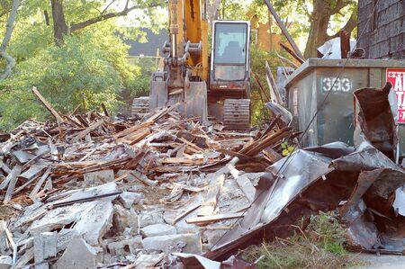 シンシナティ地区 2008年ハリケーン風の損傷