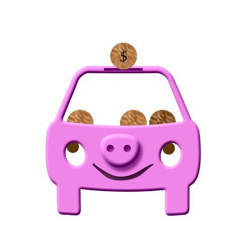 ピンク白図に貯金自動笑みを浮かべて