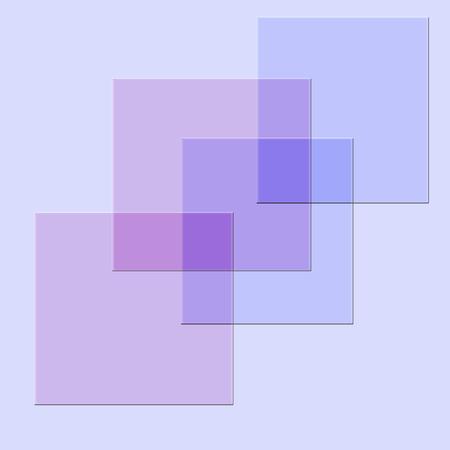 nakładki: pastelowe płytki nakładka na niebieskim tle ilustracji