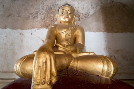 low-angle photography of Buddha statue Stock fotó
