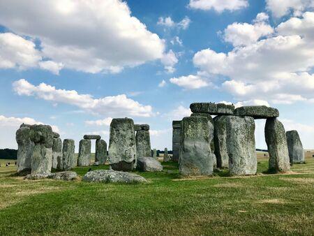Stonehenge at daylight