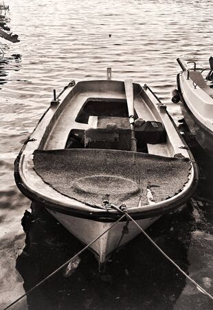 small boats on water