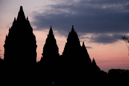View of angkor wat at cambodia