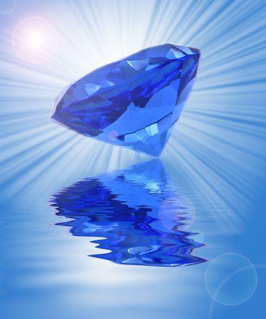 splendid: Blue diamond