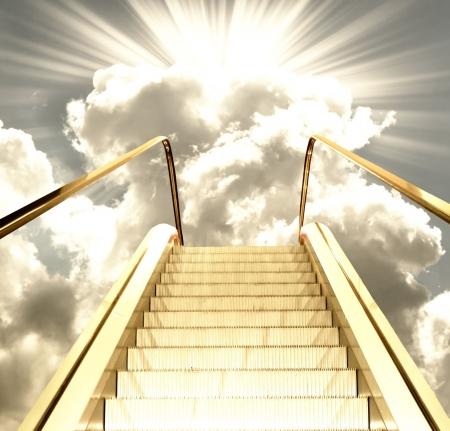 heaven: Camino al cielo