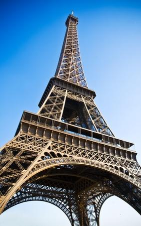 Epic Eiffel tower, Paris, France