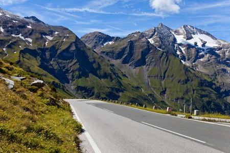 grossglockner: Grossglockner High Alpine Road - Austria.