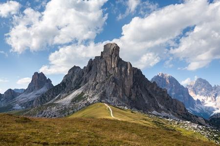 Passo Giau - Dolomites - Italy photo