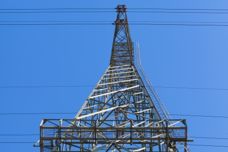 ELECTRICITY PYLON Stock Photo - 18594306