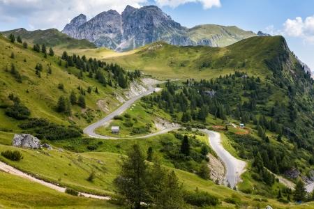 Passo Giau - Dolomites, Italy, Europe