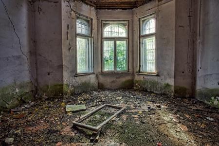 旧 SS 本社 - グダニスク自由な都市