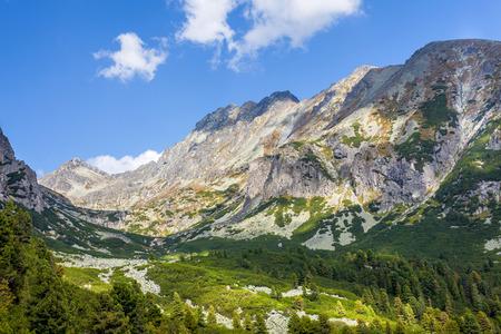 高タトラ山脈国立公園-