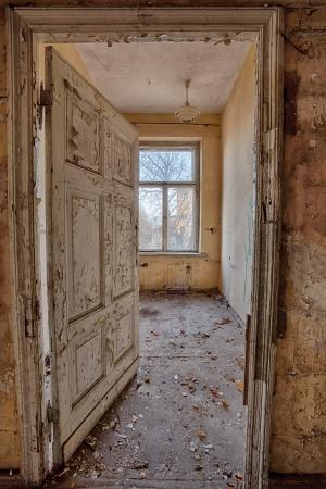 建物の遺跡、グダニスク - ポーランドのフリーメーソンのロッジ 写真素材