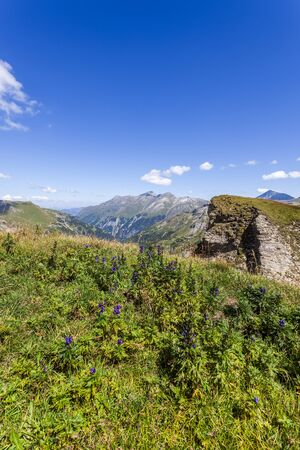 High Tauern National Park - Beauty landscape in Alps.