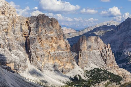 The beauty of the mountains - Dolomites, Italy
