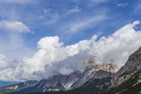 Day in the mountains - Dolomites, Italy