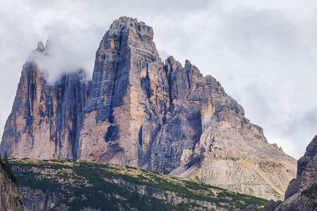 Day in the mountains - Tre Cime - Dolomites, Italy