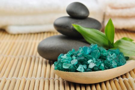 toning sea crystals Stock Photo - 7217719