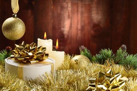 navidad navidad: Merry Christmas and Happy New Year Stock Photo