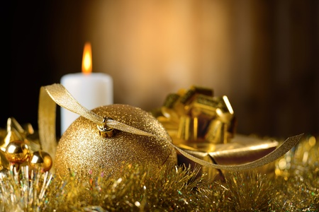 Merry Christmas and Happy New Year Stock Photo - 15931033
