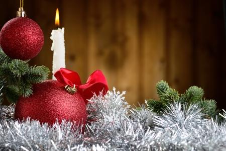 Joyeux Noël et Bonne Année Banque d'images - 16310695