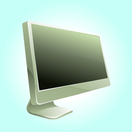 flat panel: flat panel lcd led monitor television