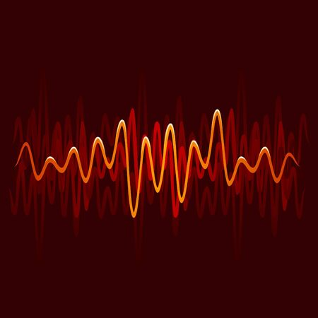 sound wave: sexy waveform spectrum