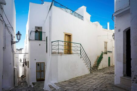 House in the Historical Centre of Ostuni in Puglia