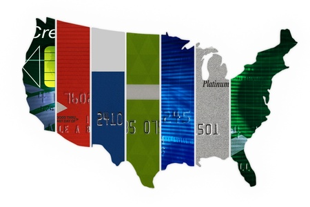 The United States of credit  photo