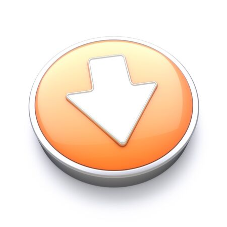 downloading: Downloading icon  Stock Photo