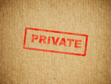 Private box photo