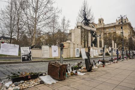 Controversial memorial