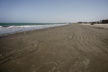 私たちが歩いた1マイル先のビーチ。 私たちは自分たちのビーチの2kms 以上のものを持っていた