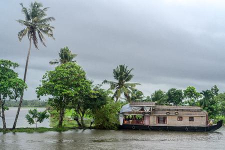 Backwaters of Kerala Editorial