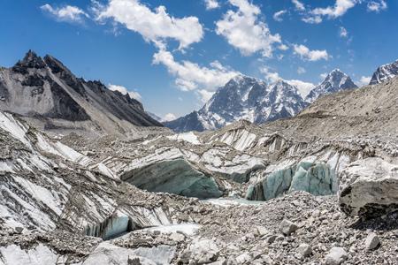 Day 8 of EBC Trek:  Khumbu Glacier