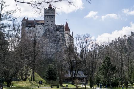 "Bran Castle - ""Dracula's Castle"""